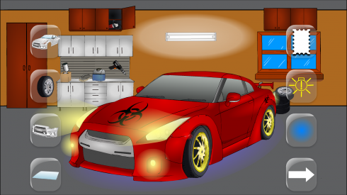 My Car Exhibition screenshot 1