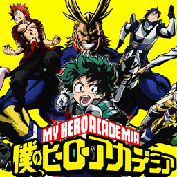Image of My Hero Academia Anime Videos