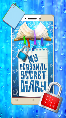 My Personal Secret Diary screenshot 1