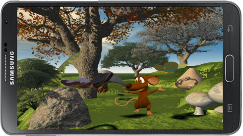 My Talking Rat screenshot 1