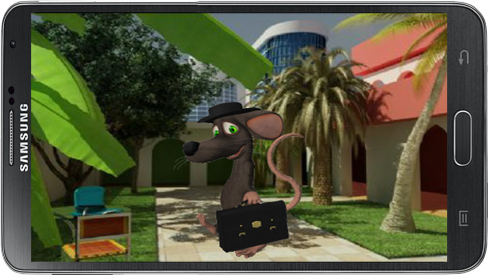 My Talking Rat screenshot 2