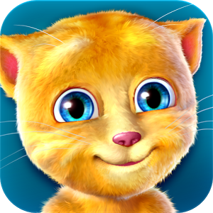 My Talking Tom Angela