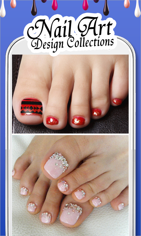 Nail Art Design Collections Free Android Apps Android Freeware Apks