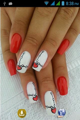 Nail Art Designs 2015 free download for Android
