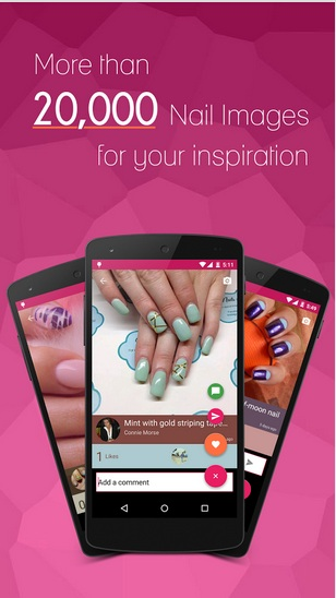 Nail Art For All Free App Android App Apk By Incnut Digital