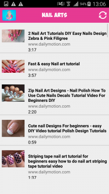 Nail Arts for Android - Download
