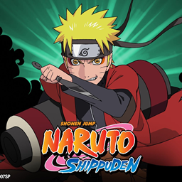 Image of Naruto Shippuden Anime Videos