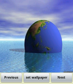 Natureslide Live Wallpapers for Android - Download
