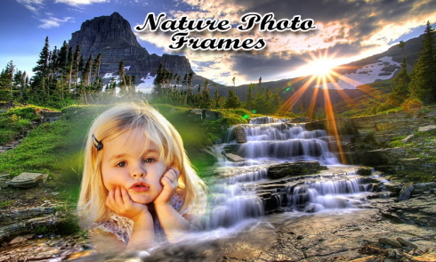 Nature photo frames hd android app free apk by cg special fx - Nature wallpaper apk ...