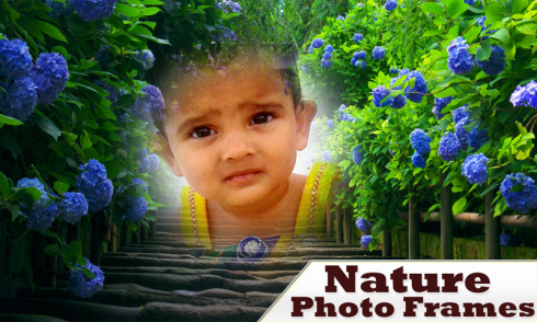 download nature photo frames