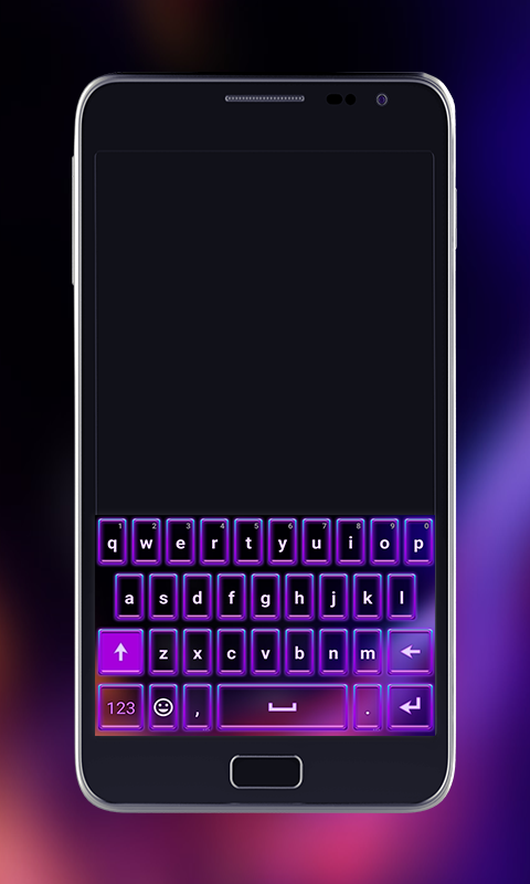 how to change keyboard theme on android