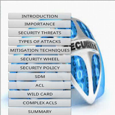 Networking Security screenshot 2