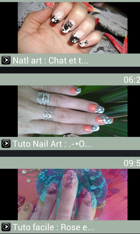 New Nail Art Videos 2016 Android App Apk By Dnn Apps