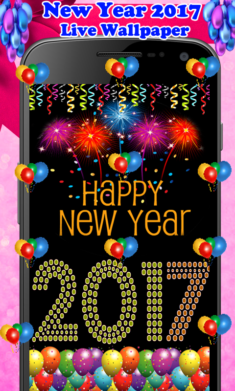 download new year 2017 live wallpaper