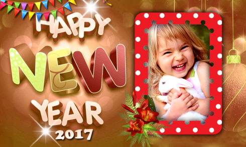 New Year Frames 2017 FREE free app download - Android Freeware