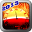Download New Year Live Wallpaper for Android phone