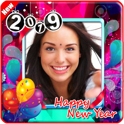 Image of New Year Photo Frames 2019 new