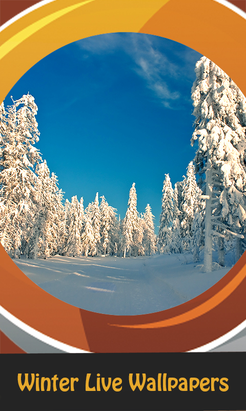 newest winter live wallpapers free app download android