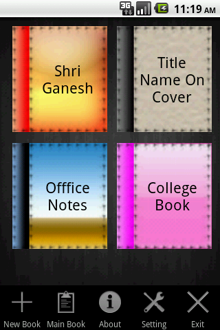 NoteBook Free for Android - Download
