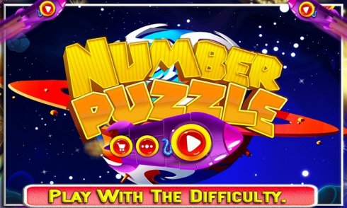 Number Puzzle screenshot 1