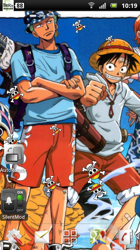 one piece live wallpaper images