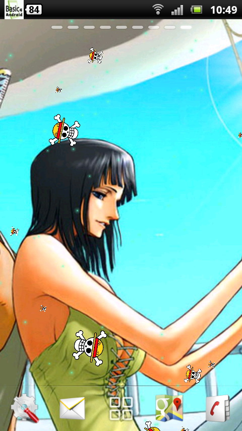 one piece live wallpaper 2 free download for android