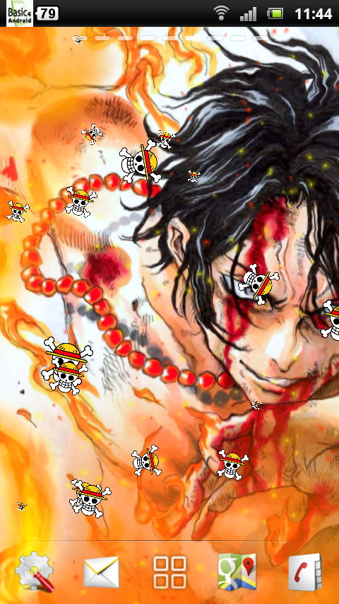 one piece live wallpaper 4 free download for android