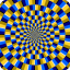 Optical illusion Fun