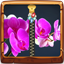 Download Orchid Zipper Lock Screen for Android phone