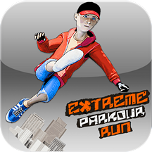 Parkour Training Vector Simulator Games icon