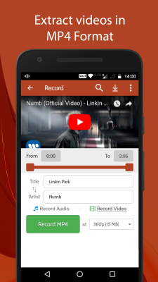 Peggo - YouTube to MP3 for Android - Download