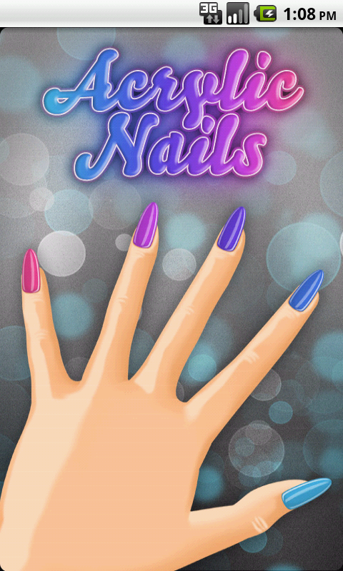 Perfect Airbrush Nail Art Android App Apk By Urke