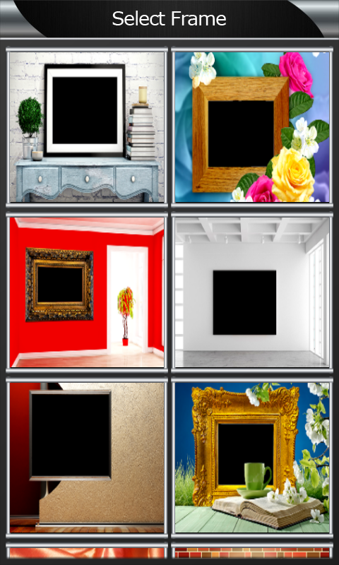 Photo Art Frames free APK android app - Android Freeware