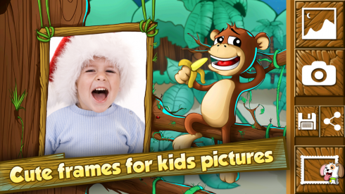 photo frames for kids pictures free apk android app