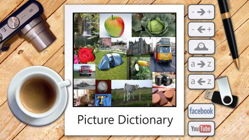 Picture Dictionary screenshot 1