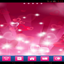 Download Pink Glow GO Launcher EX theme for Android Phone