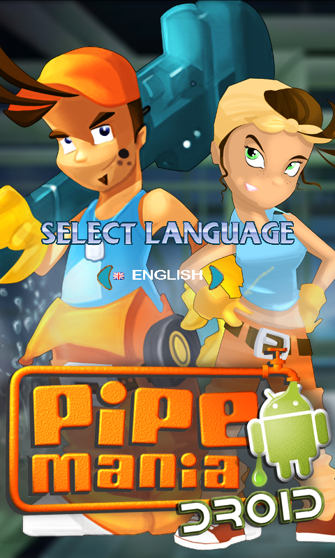 Pipe Mania Game Pipe Mania is a Puzzle Game