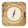Image of  Pirate magnetic compass app