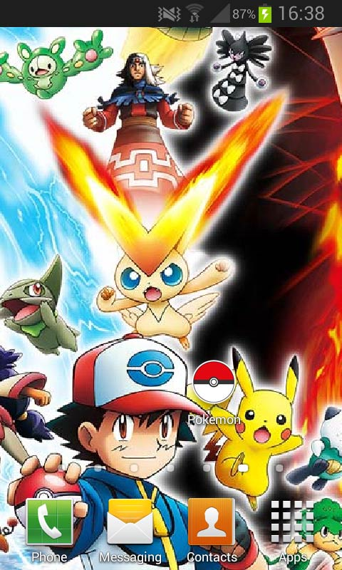 Pokemon free live wallpaper free android app android freeware download pokemon free live wallpaper free for your android phone voltagebd Gallery