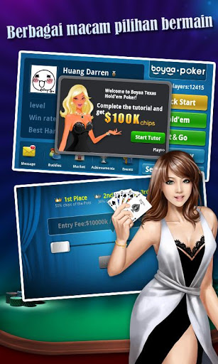 Poker App Android