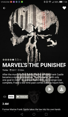 Popcorn Time screenshot 2