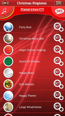 Popular Christmas Ringtones screenshot 2