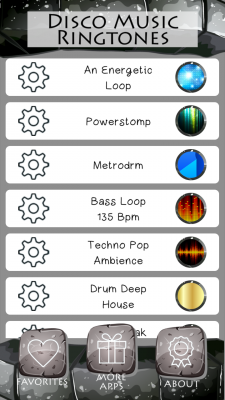 Popular Disco Music Ringtones screenshot 2