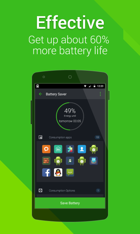 Power Battery - Battery Saver screenshot 2
