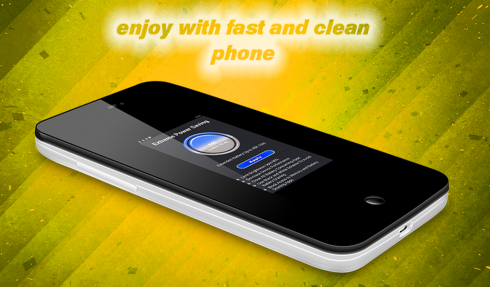 powerful cleaner - clean master ,cooling booster, battery