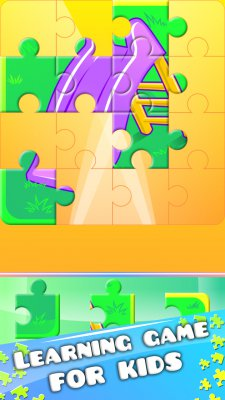 Preschool Puzzle Games screenshot 2
