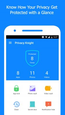 App Lock Free - Privacy Knight screenshot 2
