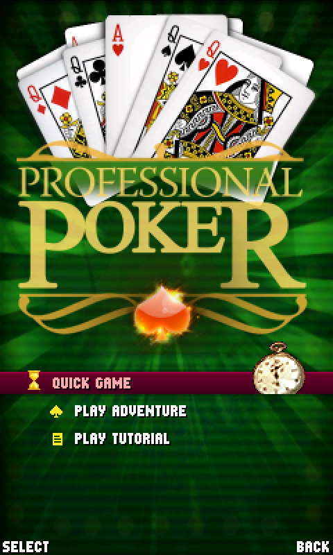 Poker as a profession