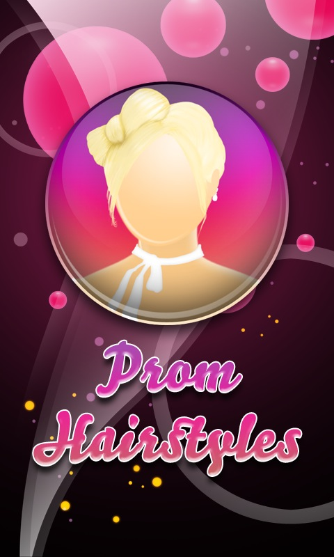 prom hairstyles android app free apk by urke. Black Bedroom Furniture Sets. Home Design Ideas