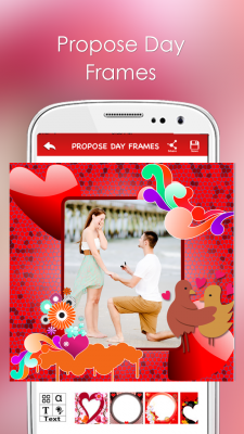 Propose Day Frames screenshot 1